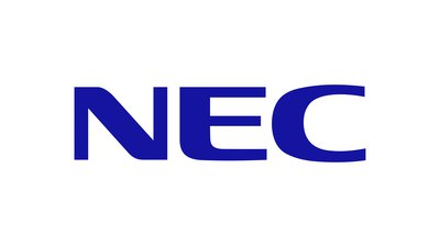 NEC Logo - Press Release