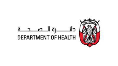 Department of Health Abu Dhabi Logo - Press Release