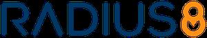 Radius8 Logo