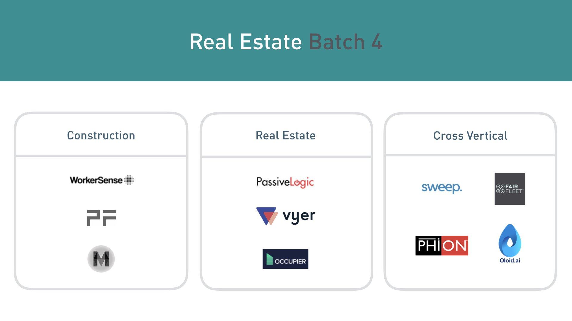 Plug and Play Real Estate Tech Startups