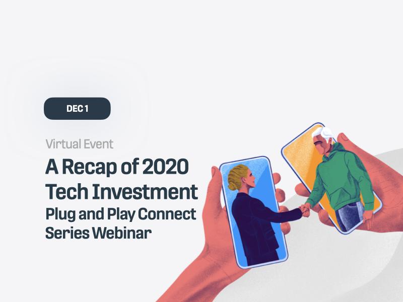 A Recap of 2020 Tech Investment