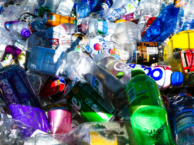 Recycling Startup Technologies Fight to End Plastic Waste