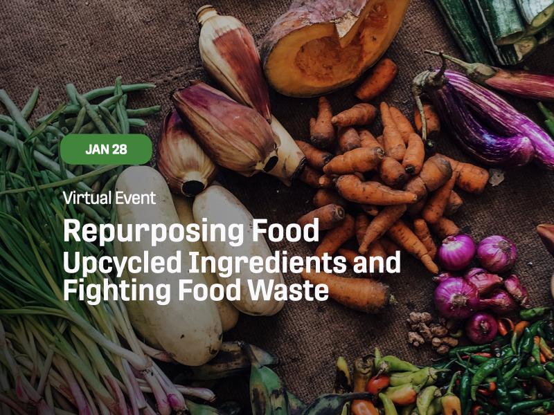 Repurposing Food