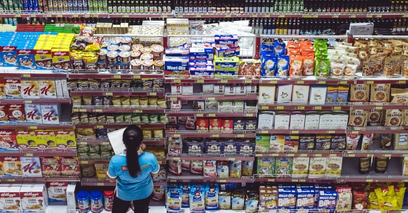 Retail IOT Shelves
