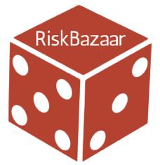 RiskBazaar Logo