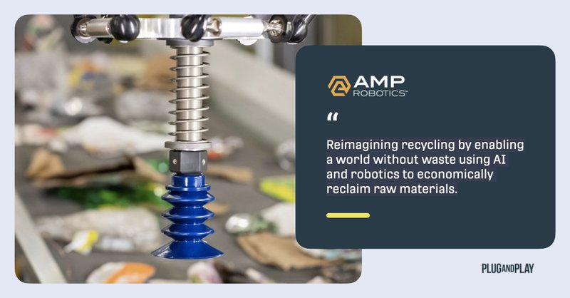 How AI and Robotics are Solving the Plastic Sorting Crisis - AMP Robotics