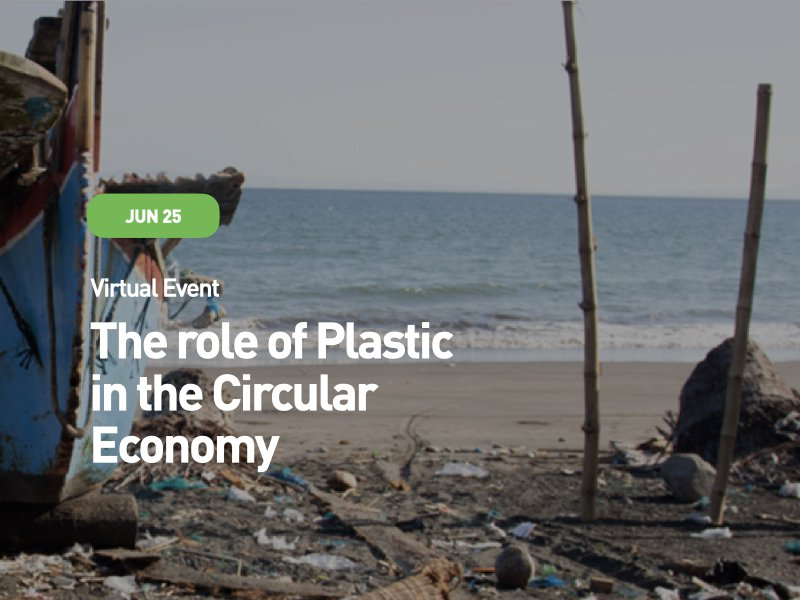 The role of Plastic in the Circular Economy