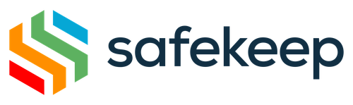 ClaimFlo |  powered by Safekeep Logo