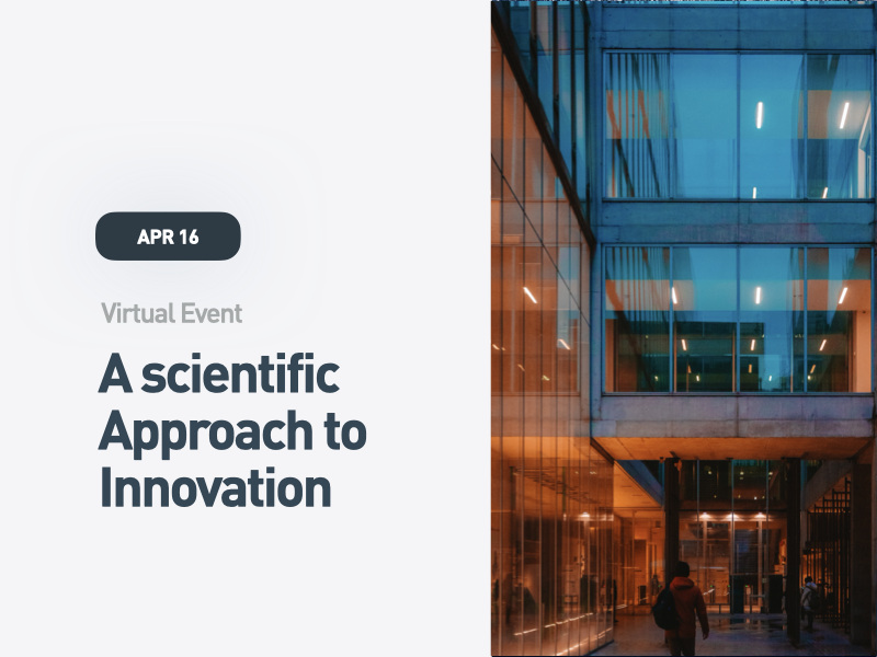 A scientific Approach to Innovation