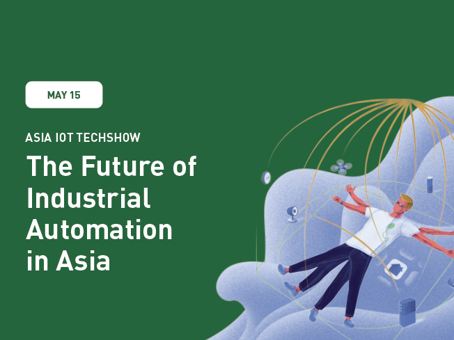 Asia IoT Techshow: The Future of Industrial Automation in Asia