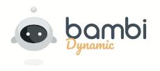 Bambi Dynamic Logo