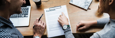 Improving Business with Smart Contracts