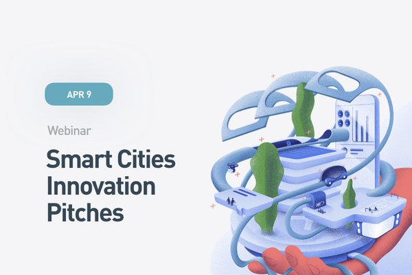 Smart Cities Innovation Pitches - Events Section Web