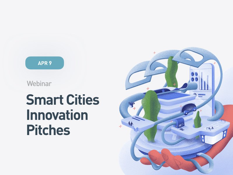 Smart Cities Innovation Pitches