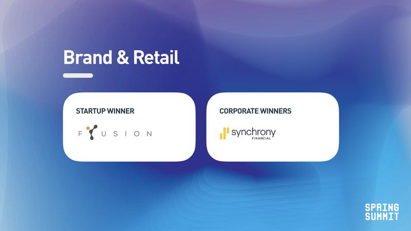 Spring Summit - retail winner
