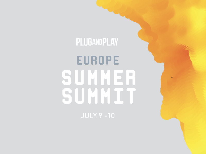 Plug and Play Europe Summer Summit