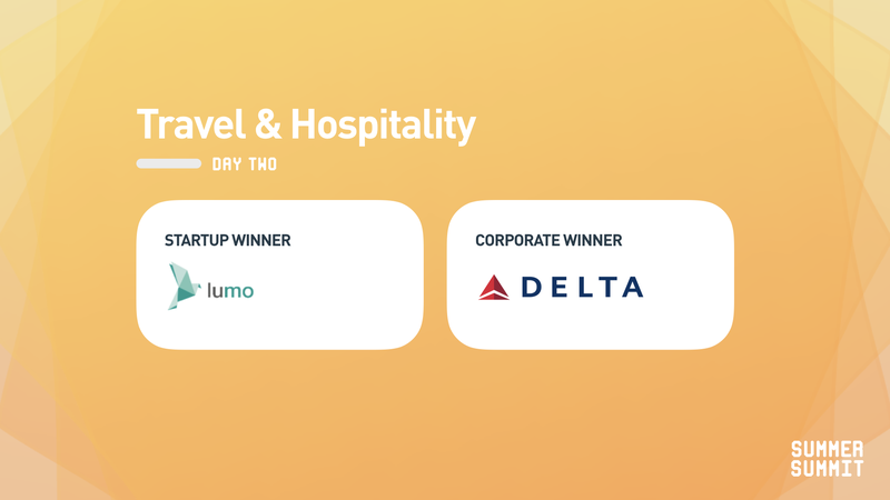 Summer Summit - Travel winners