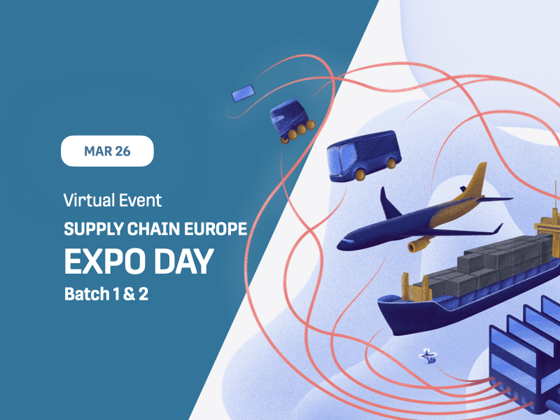 Supply Chain Europe - Expo Day