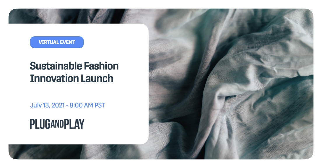 Sustainable Fashion Innovation Launch
