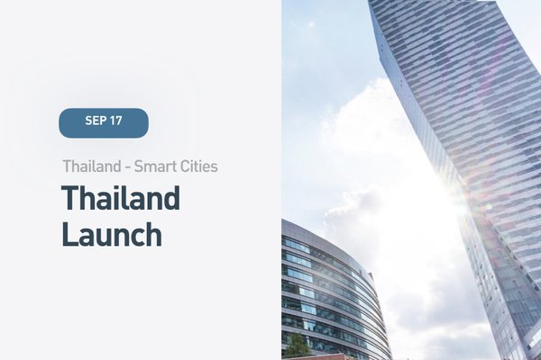 Thailand Official Launch