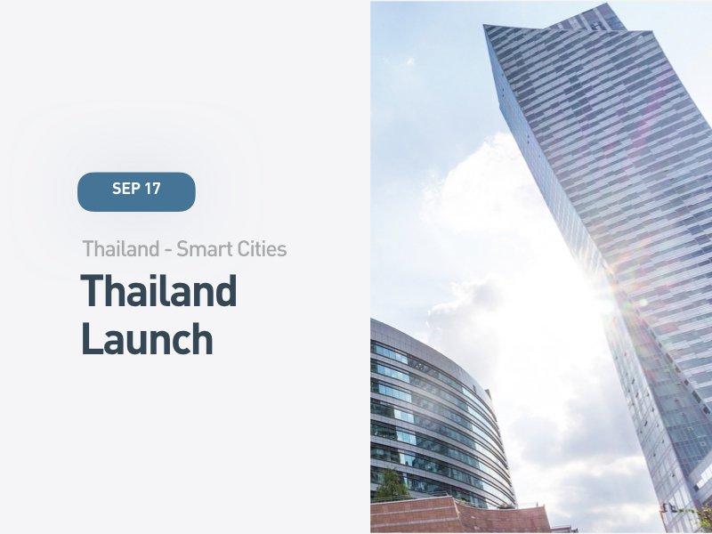 Thailand Launch