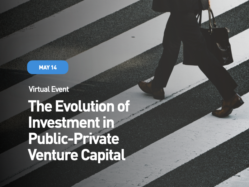 The Evolution of Investment in Public-Private Venture Capital