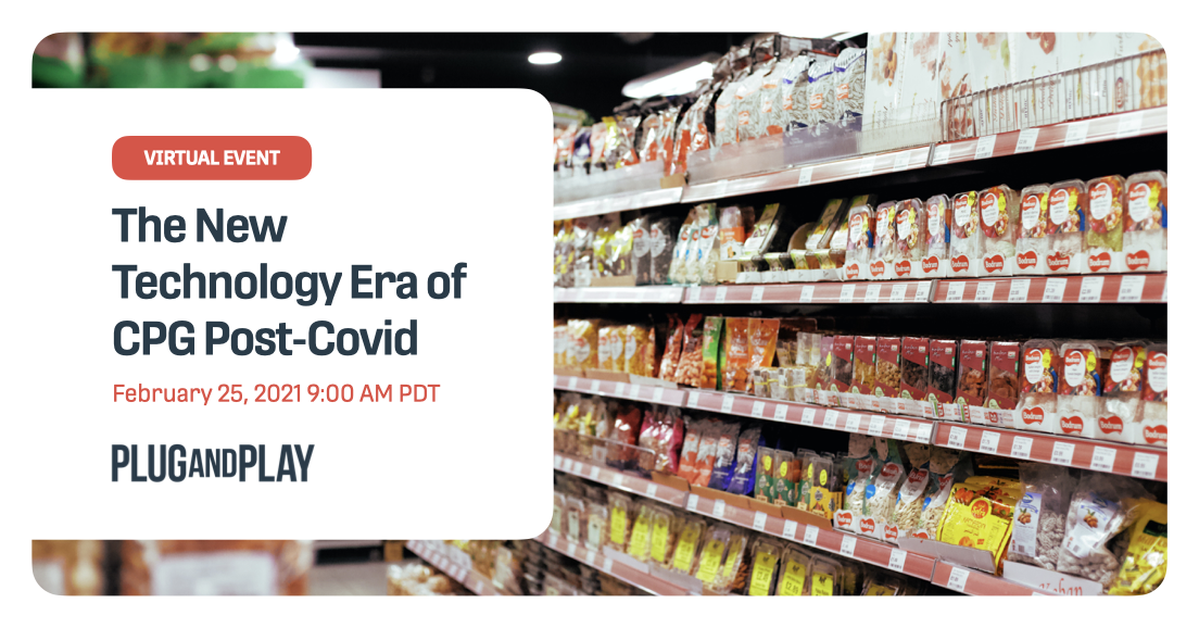 The New Technology Era of CPG Post-Covid