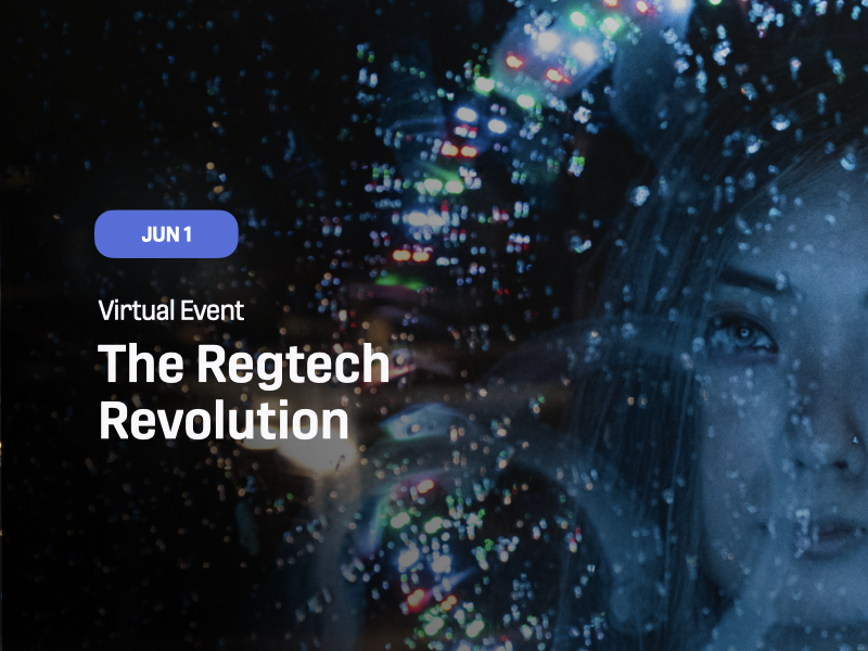 The Regtech Revolution