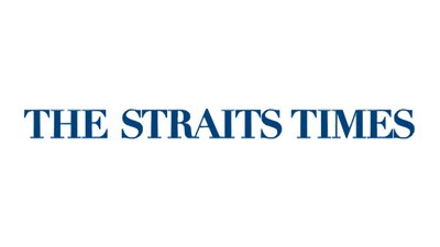 The Straits Times Logo - Press Release