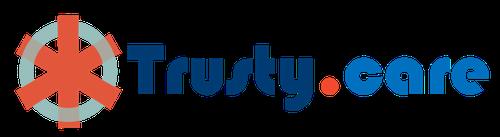 Trusty.care Logo