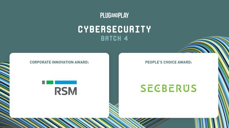 Fall Summit 2019 Winners - Cybersecurity