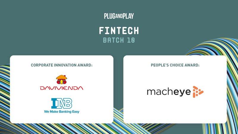 Fall Summit 2019 Winners - Fintech