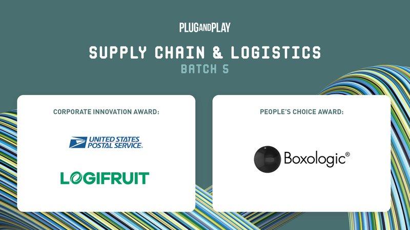 Fall Summit 2019 Winner - Supply Chain
