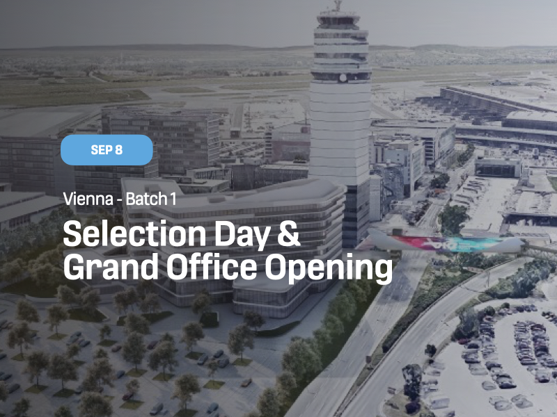Selection Day & Grand Office Opening