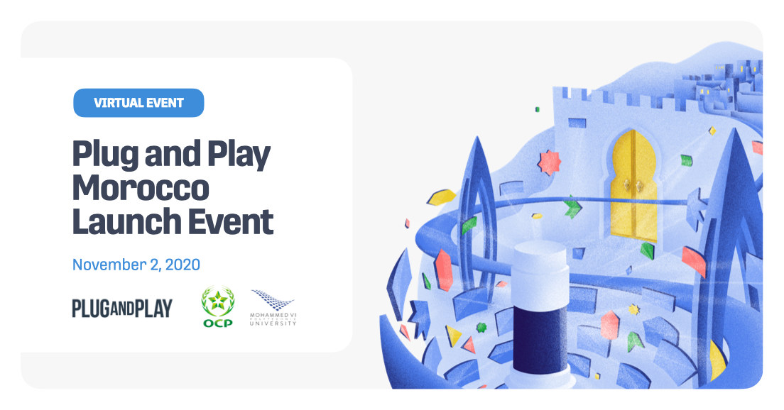 Plug and Play Morocco Launch Event