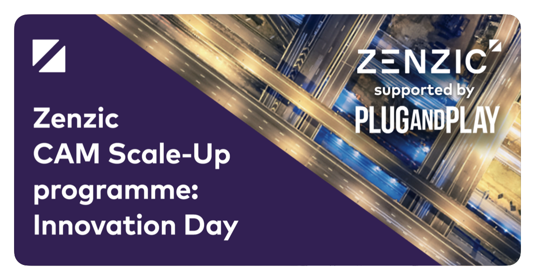 Zenzic & Plug and Play: Connected and Autonomous Mobility Innovation Day
