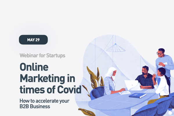 Online marketing in time of Covid