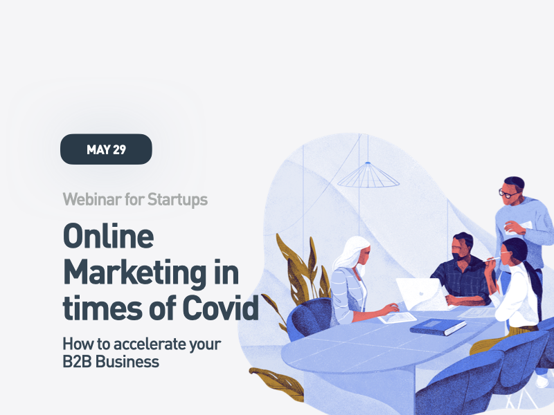 Online Marketing in times of Covid