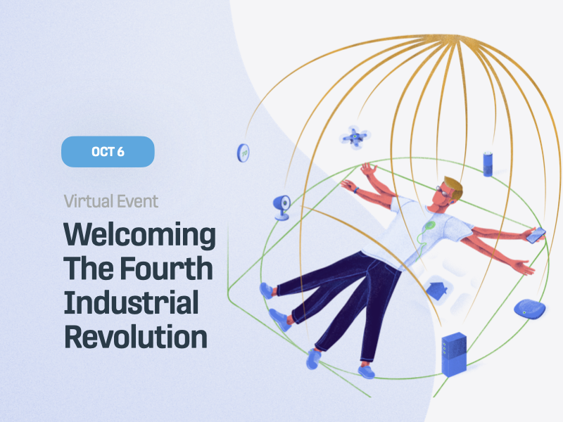 Welcoming The Fourth Industrial Revolution
