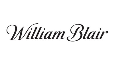 William Blair Logo - Press Release