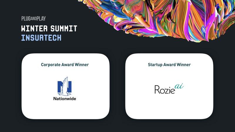 Winter Summit 2018 Winners Insurtech