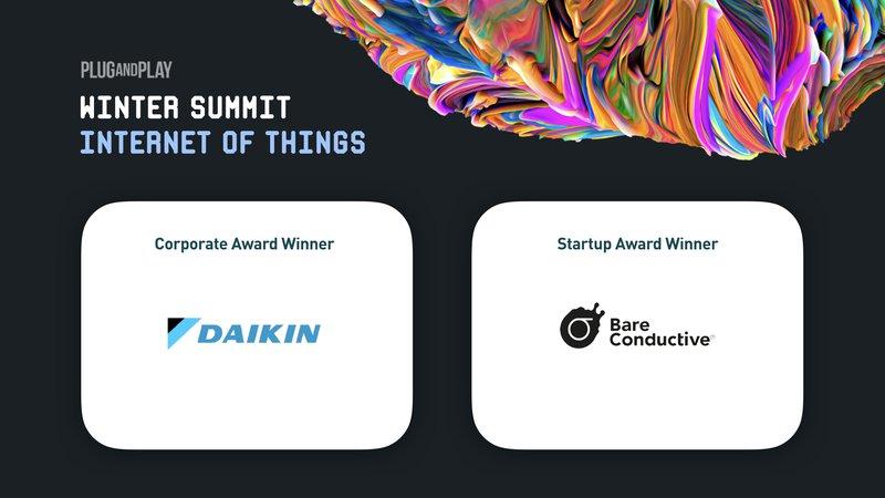 Winter Summit 2018 Winners Internet of Things