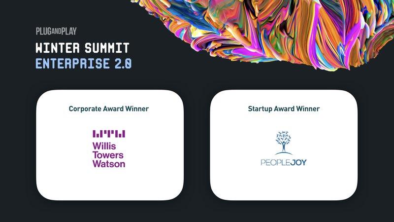 Winter Summit 2018 Winners Enterprise 2.0