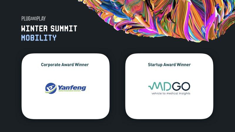 Winter Summit 2018 Winners Mobility
