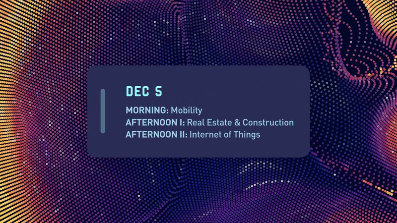 Winter Summit 2019 day 3 agenda