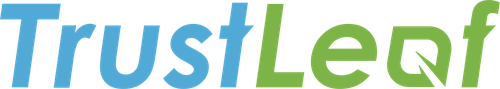 TrustLeaf Logo