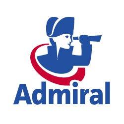 Admiral insurance logo