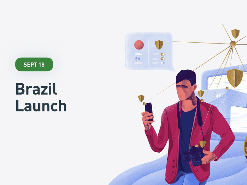 Brazil Launch