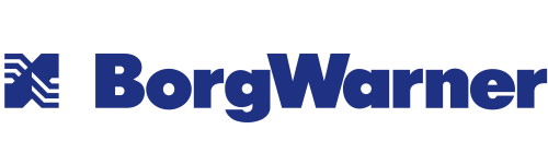Borg Warner innovation logo