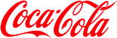 Coca Cola logo - plug and play accelerator